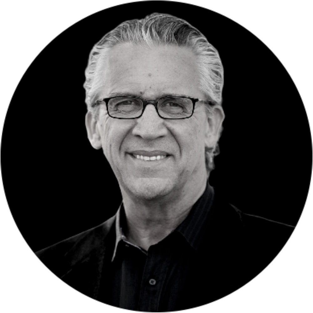 Picture of Bill Johnson leader of Bethel Church for endorsements