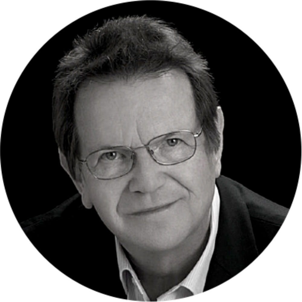 Picture of Reinhard Bonnke for endorsements